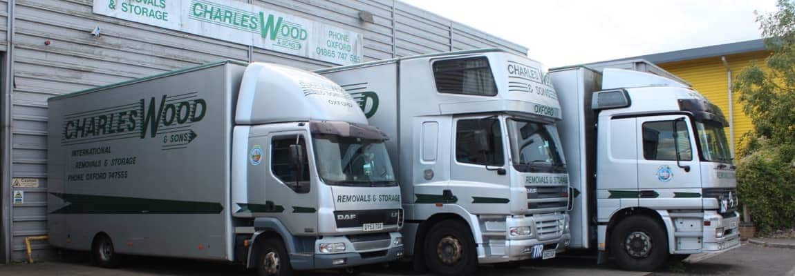 charles wood removal trucks
