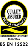household furniture removals service standards