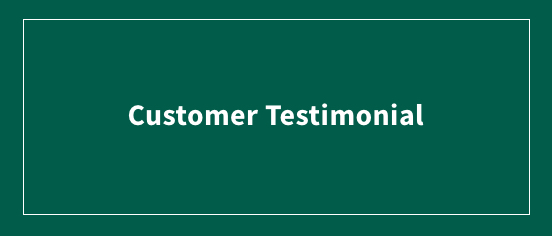 charles wood customer testimonial