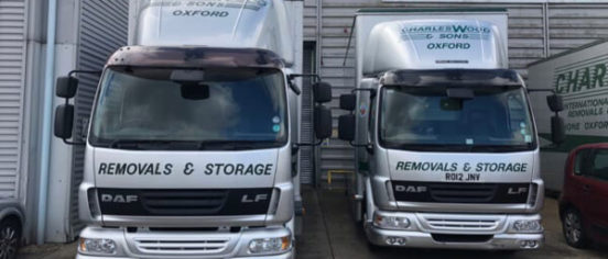 removal trucks for business